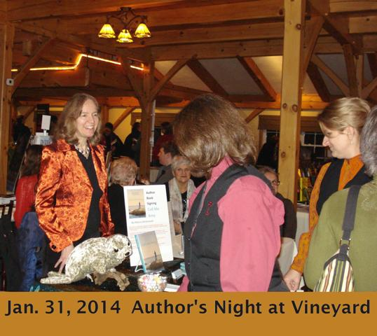 Authors Night at the Vineyard - Copy (2)