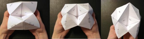 cootie catcher 3