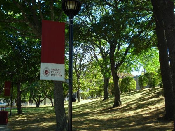 Rhode Island College campus