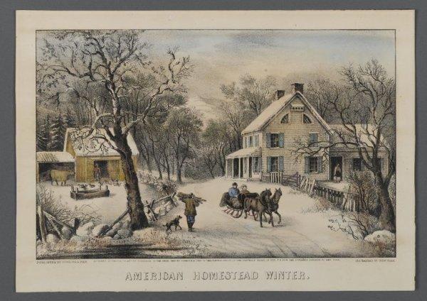c&i american homestead winter