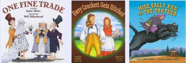 bobbi's pic books