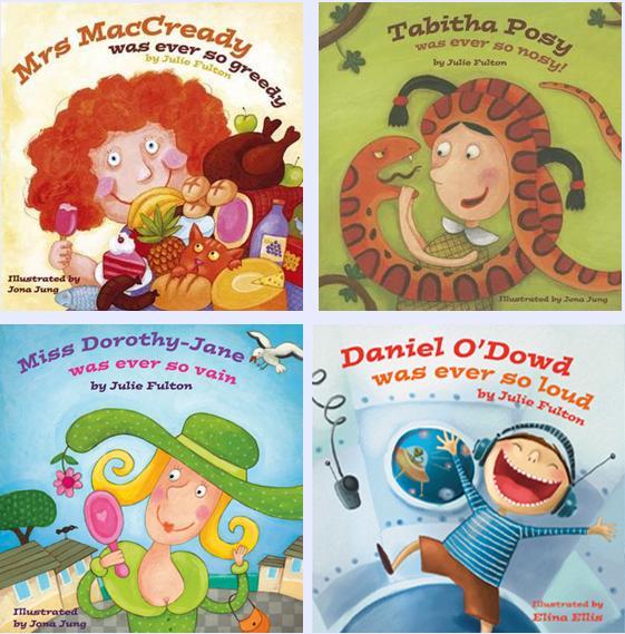 julie's books