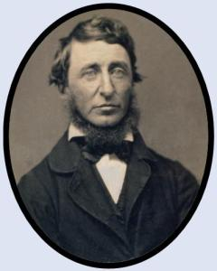 Henry David Thoreau   July 12, 1817--May 6, 1862