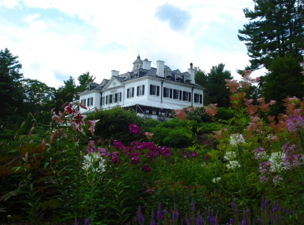 Edith Wharton's house
