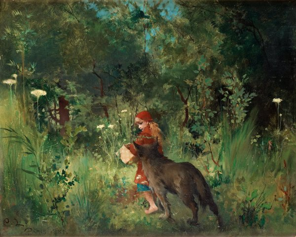 Larsson_-_Little_Red_Riding_Hood_1881