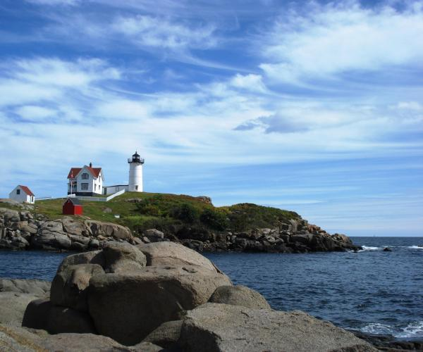 Nubble lighthouse 2013