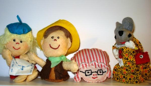 elmerta's stuffed toys