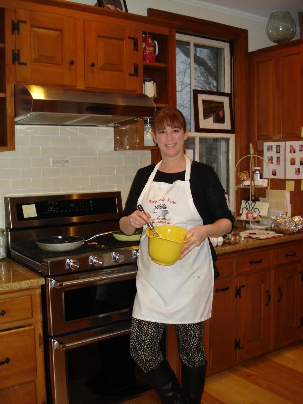 Heidi chef