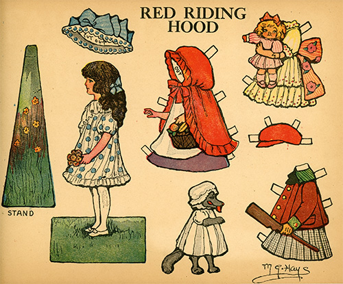 red-riding-hood 1913