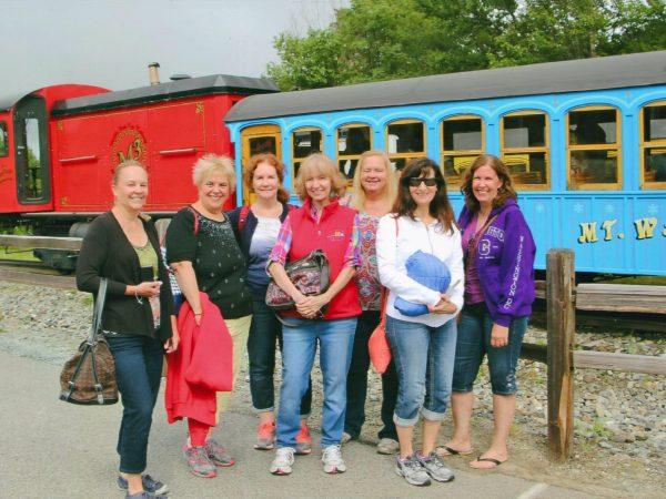Cog Railroad July 23, 2016 -8x10