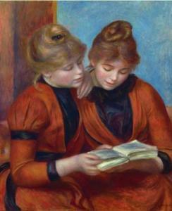 As_duas_irmãs_-_Renoir 1889