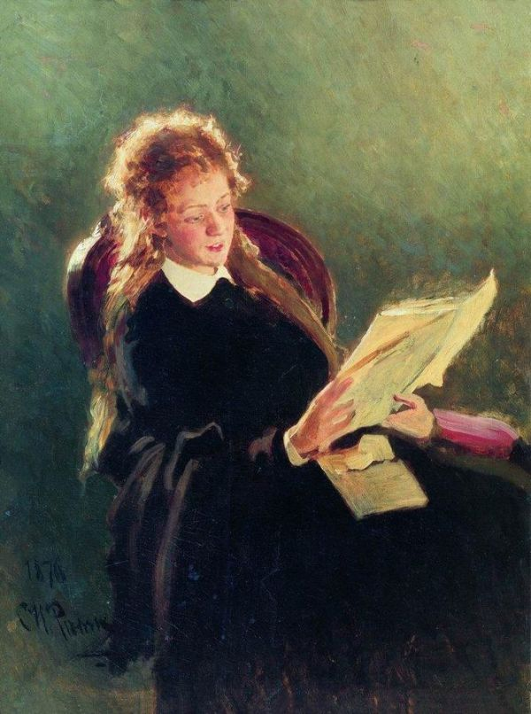 Reading_girl_by_Repin 1876
