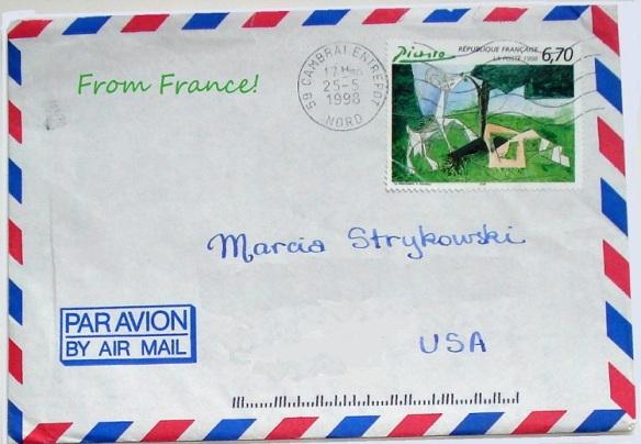 Ever Had a Pen Pal? | Marcia Strykowski